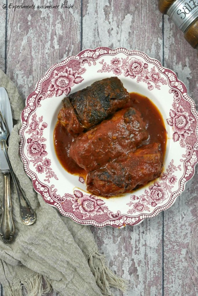 Omas Kohlrouladen | Golabki | Kochen | Essen | Polnische Küche