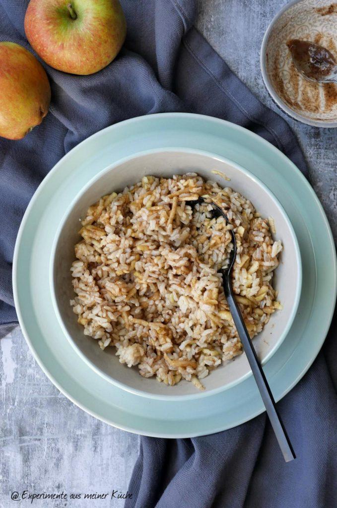 Süßer Apfelreis | Essen | Kochen | Rezept | Weight Watchers