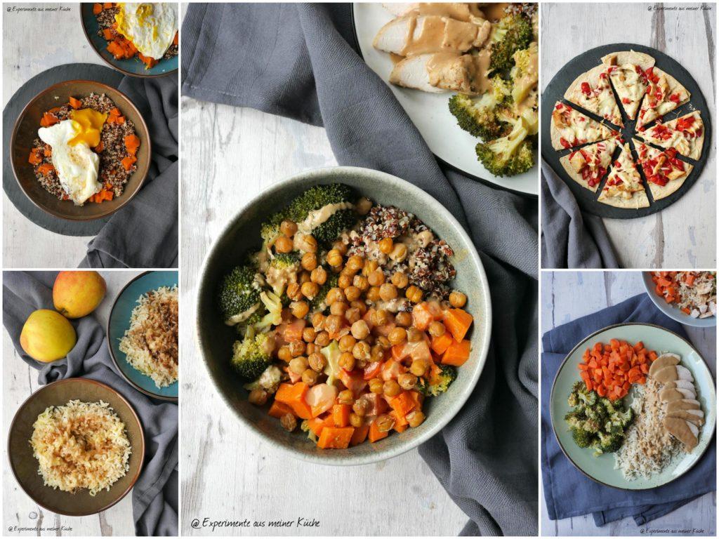 Meal Prep leichtgemacht | Essen | Rezept | Kochen | Weight Watchers