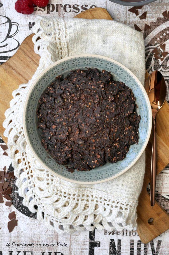 Lava Cake Bowl | Kuchen | Backen | Frühstück | Weight Watchers | Essen | Rezept