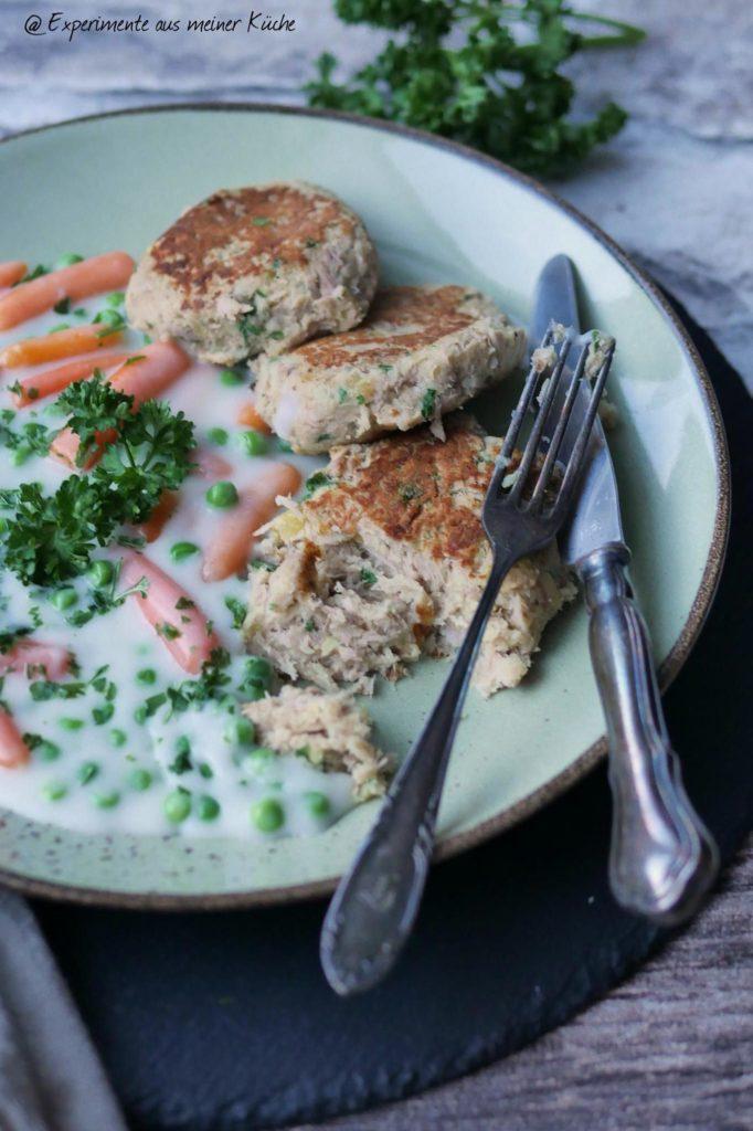 Thunfisch-Kartoffel-Frikadellen | Rezept | Kochen | Essen | Weight Watchers