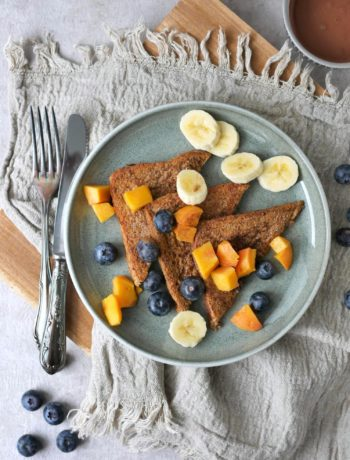 French Toast aus dem Ofen | Rezept | Frühstück | Essen | Weight Watchers