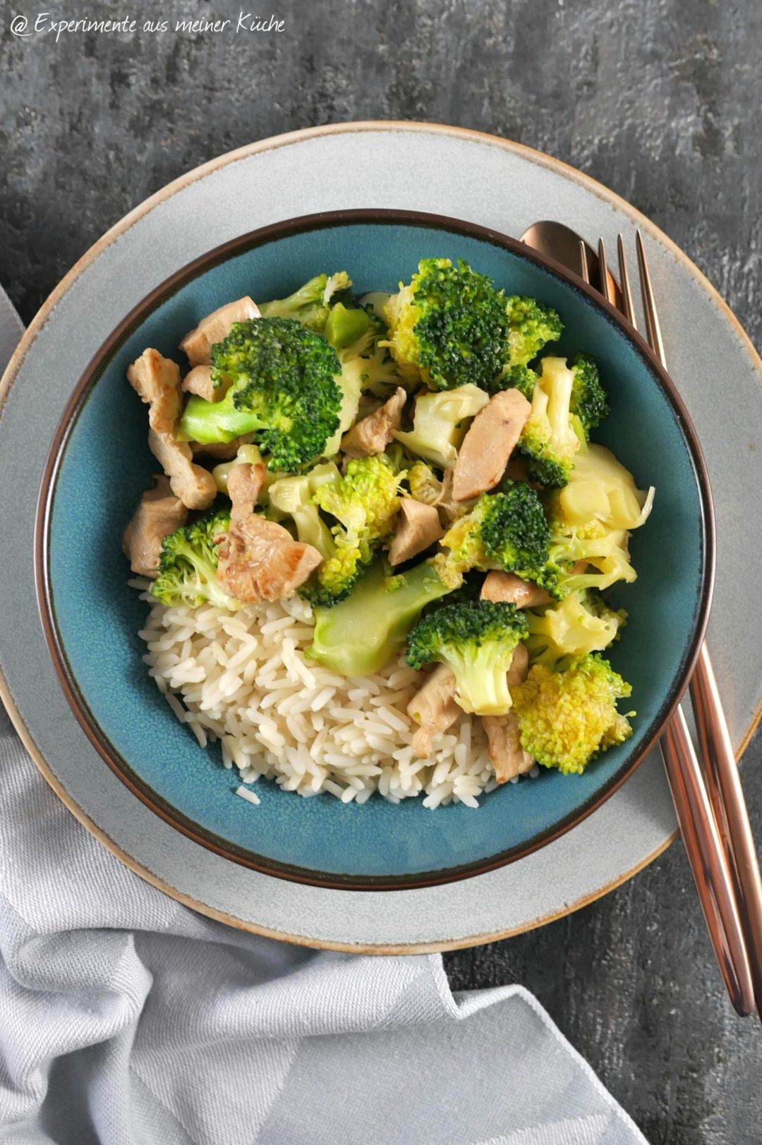 Brokkoli-Hähnchen-Pfanne   Rezept   Essen   Kochen   Weight Watchers
