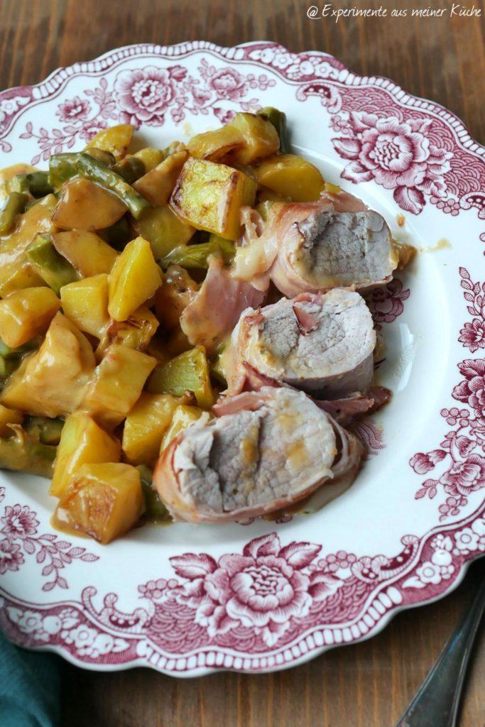 Schweinefilet-Kartoffel-Pfanne | Rezept | Essen | Kochen | Weight Watchers