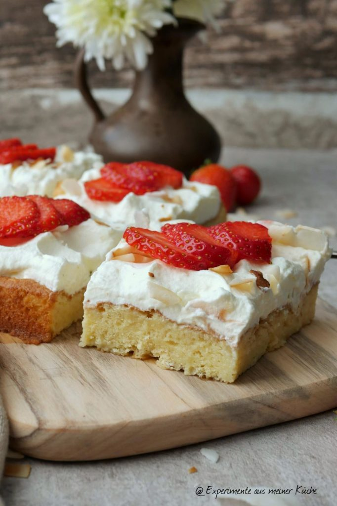 Tres Leches Kuchen   Rezept   Backen   Kuchen