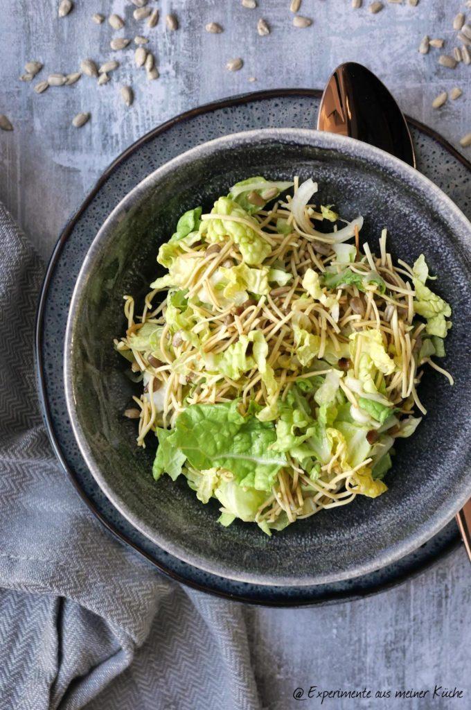 Yum Yum Salat | Rezept | Kochen | Grillen | Grillbeilage | Weight Watchers