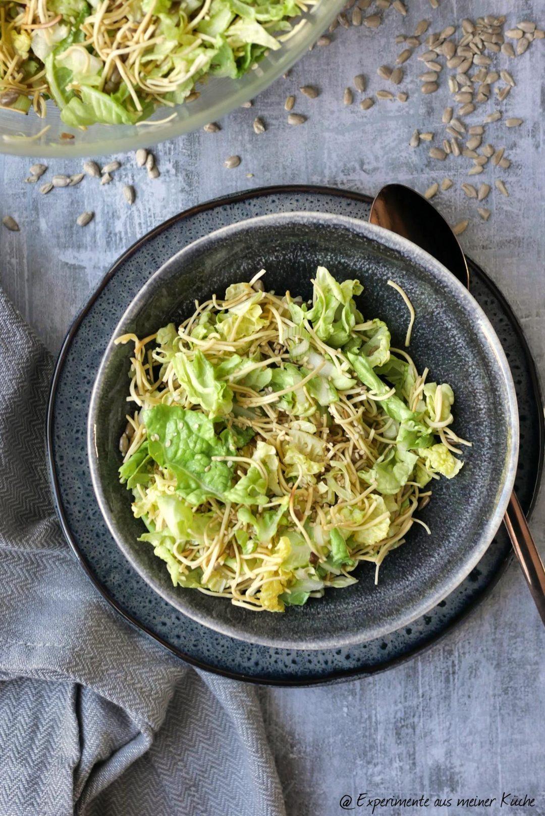 Yum Yum Salat   Rezept   Kochen   Grillen   Grillbeilage   Weight Watchers