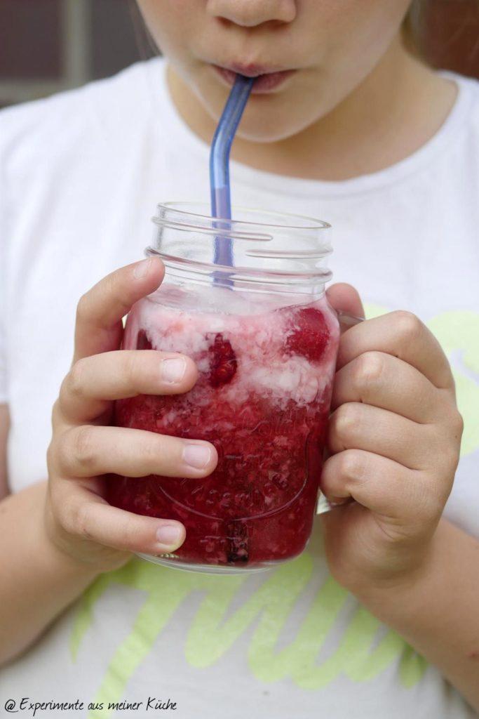 Pinkdrink   Getränk   Sommer   Trinken   Weight Watchers