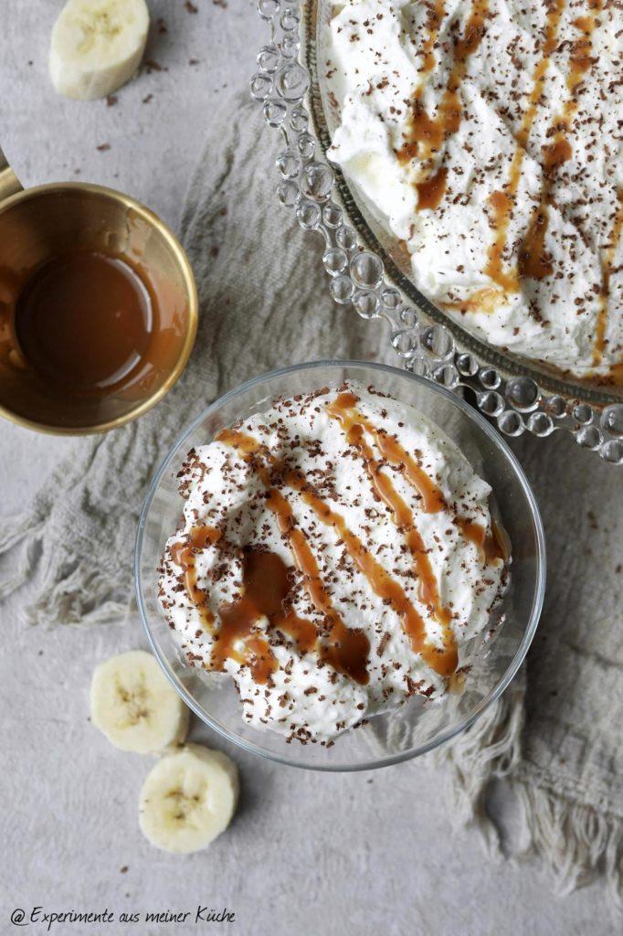 Banoffee Pie Dessert | Nachtisch | Rezept | Essen |