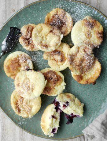 Quarkmuffins | Rezept | Backen | Kuchen | Essen | Weight Watchers