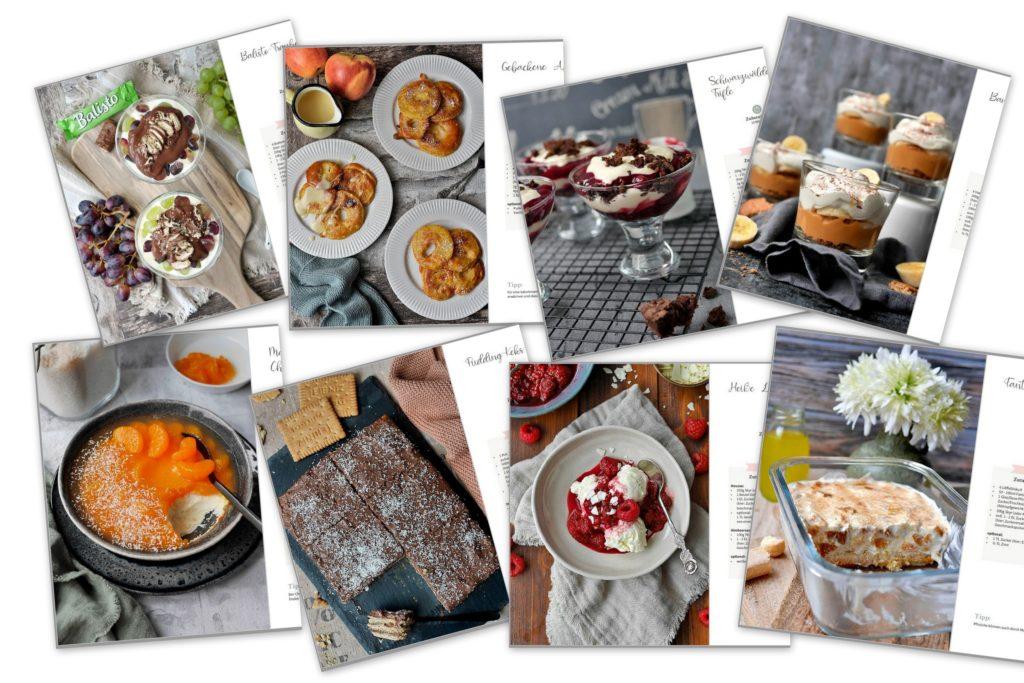 Buch | Leichte Rezepte für jeden Tag | Kochbuch | Inhalt